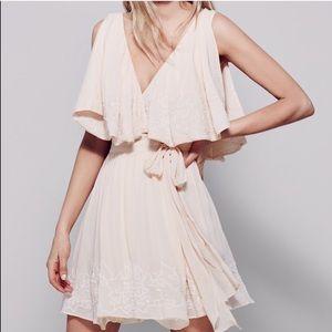Free People Sylvia Mini Dress ✨